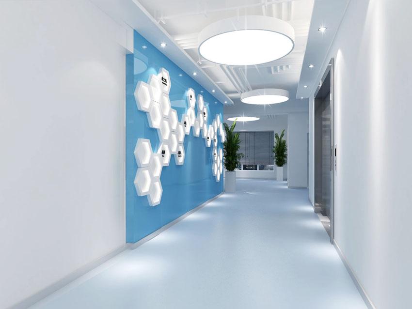 哈尔滨工业大学基因测序实验室装修工程