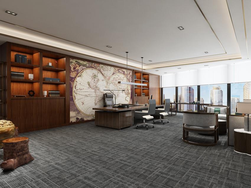 北京315网办公室设计案例